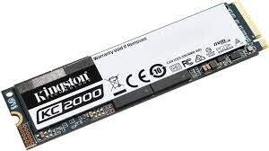 Kingston KC2000 2 TB
